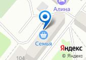 Магазин алкогольных напитков на Советской на карте