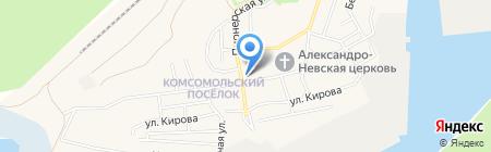 Федеральная служба государственной статистики по Калининградской области на карте Светлого