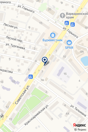 ФИЛИАЛ Г. СВЕТЛЫЙ СТРАХОВАЯ КОМПАНИЯ НАСТА-КАЛИНИНГРАД на карте Светлого