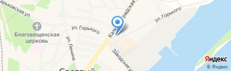 Почтовое отделение на карте Светлого