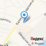 Межрайонная инспекция Федеральной налоговой службы России №10 по Калининградской области на карте Светлого