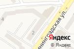 Схема проезда до компании НИКА в Светлом