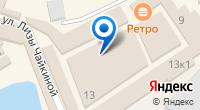 Компания Винни Пух на карте