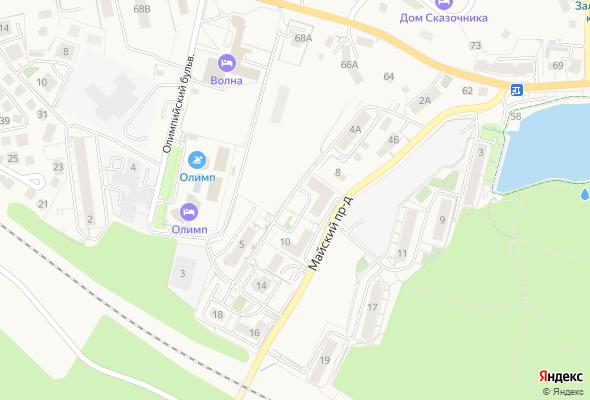 жилой комплекс Alpen Park (Альпен Парк)