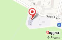 Схема проезда до компании Балтикстрой в Светлогорске