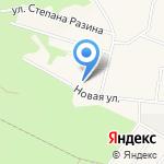Продовольственный магазин на карте Светлогорска