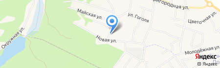 Банкомат Сбербанк России на карте Светлогорска