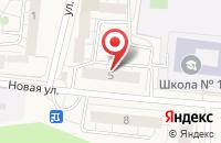 Схема проезда до компании Арт-Сервис в Светлогорске