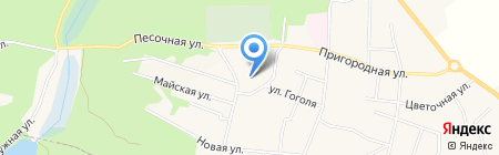 Детский сад №20 на карте Светлогорска