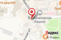 Схема проезда до компании Продуктовый магазин в Светлогорске