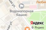 Схема проезда до компании Вика в Светлогорске