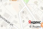 Схема проезда до компании Модное место в Светлогорске