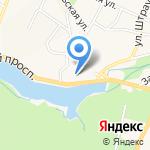 Федеральная кадастровая палата Росреестра по Калининградской области на карте Светлогорска