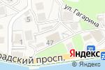 Схема проезда до компании Управление Федеральной службы государственной регистрации, кадастра и картографии по Калининградской области в Светлогорске