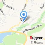 Светлогорская межрайонная прокуратура на карте Светлогорска