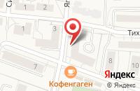 Схема проезда до компании КД СТРОЙ в Светлогорске