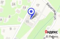 Схема проезда до компании ГОСТИНИЦА БАЛТИЙСКАЯ ЖЕМЧУЖИНА в Светлогорске