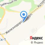 Калининградгазификация на карте Светлогорска