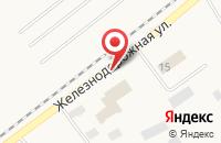 Схема проезда до компании Радас в Светлогорске