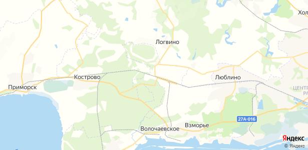 Шиповка на карте