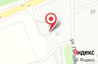 Схема проезда до компании АЗС ЛУКОЙЛ в Ижевском