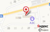 Схема проезда до компании Оазис в Ижевском