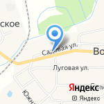 Хлеб да Соль на карте Калининграда