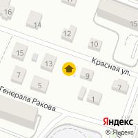 Световой день по адресу Россия, Калининградская область, Пионерский, Красная д.9
