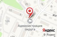 Схема проезда до компании Нотариус Виноградова Л.С. в Пионерском