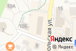 Схема проезда до компании Престиж в Пионерском