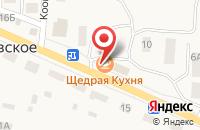 Схема проезда до компании У Дороги в Ижевском