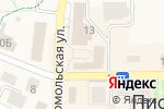 Схема проезда до компании Пионерский в Пионерском