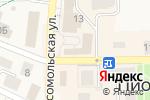Схема проезда до компании Аптечный пункт в Пионерском