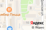 Схема проезда до компании Магазин фейерверков в Пионерском