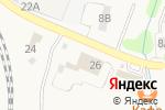 Схема проезда до компании Пожарно-спасательная часть №29 Пионерского городского округа в Пионерском