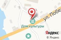 Схема проезда до компании Сельский дом культуры в Ушаково