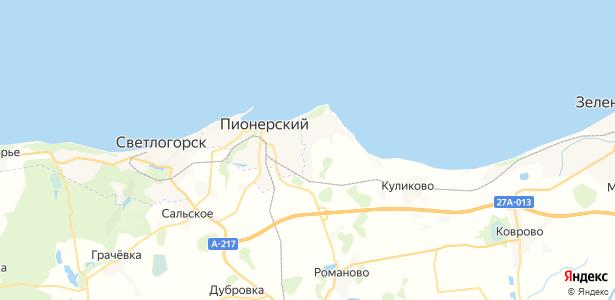 Заостровье на карте