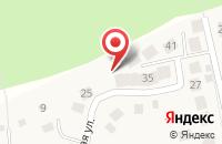 Схема проезда до компании Калининградстройинвест в Романово