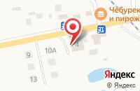 Схема проезда до компании Сим-Сим в Переславском