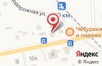 Схема проезда до компании Почтовое отделение в Переславском