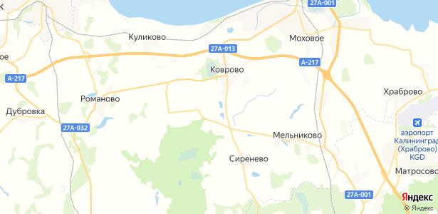 Васильково на карте