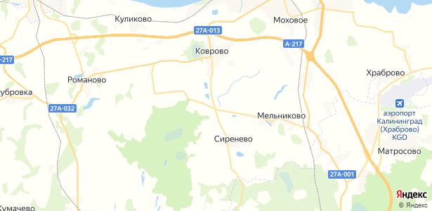Низовка на карте