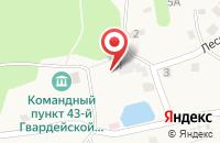 Схема проезда до компании Почтовое отделение в Холмогоровке