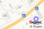 Схема проезда до компании Маришка в Шоссейном