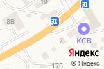 Схема проезда до компании Еврохлеб в Шоссейном