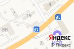 Схема проезда до компании Любой каприз в Шоссейном