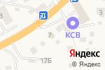Схема проезда до компании Новомосковское территориальное управление Гурьевского городского округа в Шоссейном