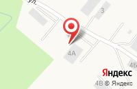 Схема проезда до компании БН КЕНИГ в Шоссейном