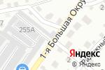 Схема проезда до компании Торгово-производственная компания в Калининграде