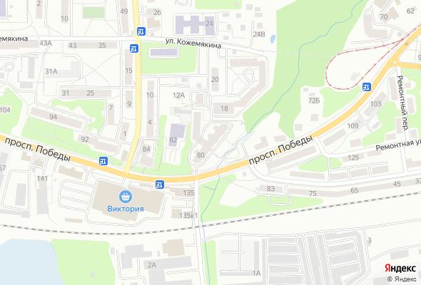продажа квартир на пр-те Победы 80